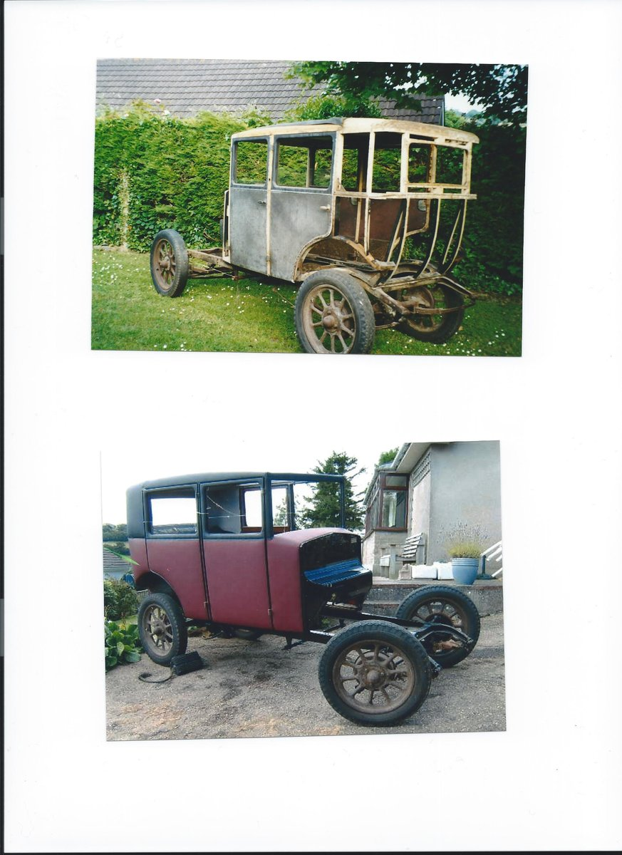 Picture of 1928 RARE VINTAGE Standard Nine Falmouth For Sale
