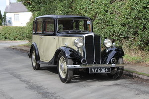 Picture of 1934 Standard 12 Deluxe Saloon - Show Standard For Sale