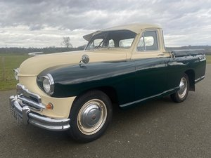 Picture of 1954 Standard Vanguard Pick-Up in Green and cream For Sale