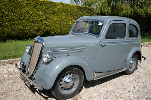 1937 Standard Flying Nine , Now Sold,Other Classics Required  Wanted (picture 6 of 6)