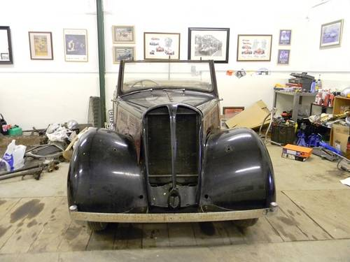 1938 Standard Flying 12 Convertible For Sale (picture 6 of 6)