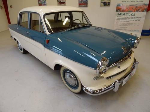 1957 Vanguard Phase III with extensive documented history For Sale (picture 1 of 6)