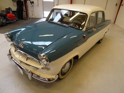 1957 Vanguard Phase III with extensive documented history For Sale (picture 2 of 6)