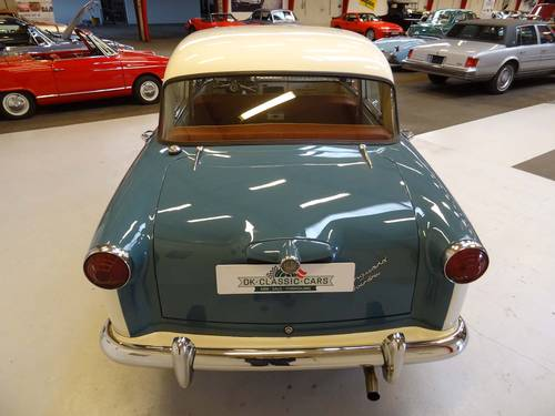 1957 Vanguard Phase III with extensive documented history For Sale (picture 3 of 6)