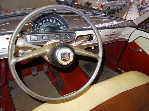 1957 Vanguard Phase III with extensive documented history For Sale (picture 4 of 6)