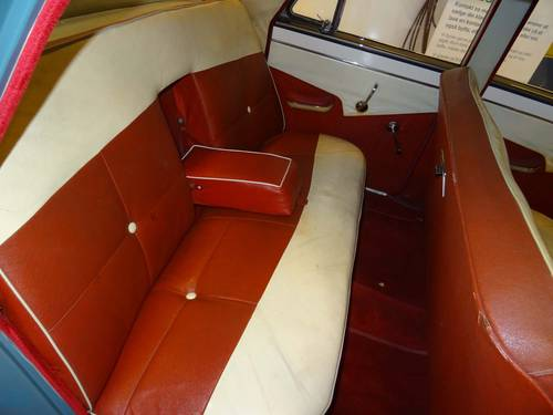 1957 Vanguard Phase III with extensive documented history For Sale (picture 5 of 6)