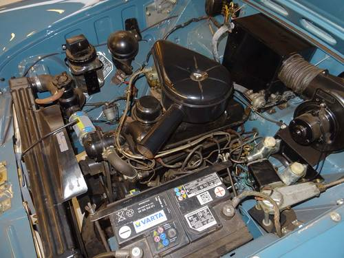 1957 Vanguard Phase III with extensive documented history For Sale (picture 6 of 6)