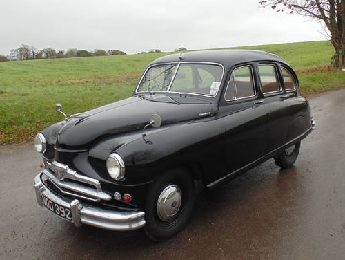 1952 Standard Vanguard Phase 1A SOLD (picture 1 of 6)