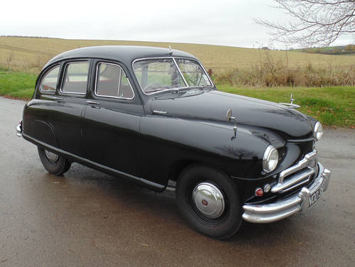 1952 Standard Vanguard Phase 1A SOLD (picture 2 of 6)