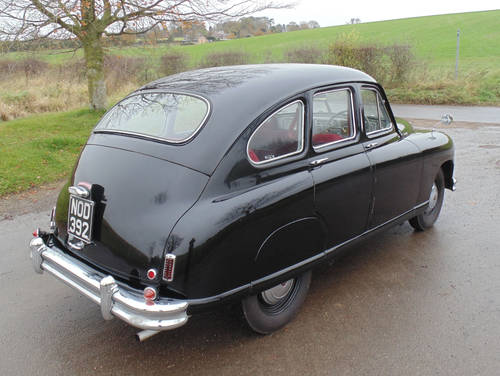 1952 Standard Vanguard Phase 1A SOLD (picture 3 of 6)