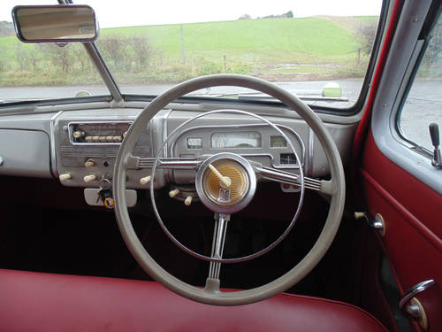 1952 Standard Vanguard Phase 1A SOLD (picture 4 of 6)