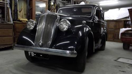 1947 Standard Flying Twelve (RHD) For Sale (picture 1 of 5)