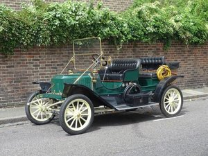 1910 Stanley Steamer Model 60 10hp  For Sale by Auction