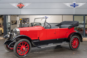 Stanley 735A Steam Car of 1921