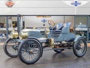 Stanley H4 Gentlemen's Speedy Roadster of 1907 Steam Car