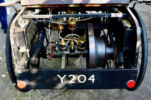 1899 Star 3½hp Single-cylinder Vis-à-Vis For Sale (picture 6 of 6)