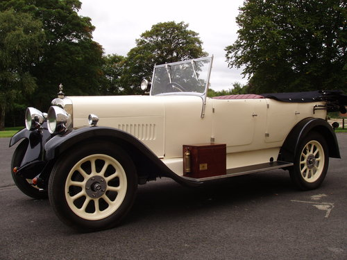 1928 Star Eclipse 4/5 seat tourer For Sale (picture 1 of 6)