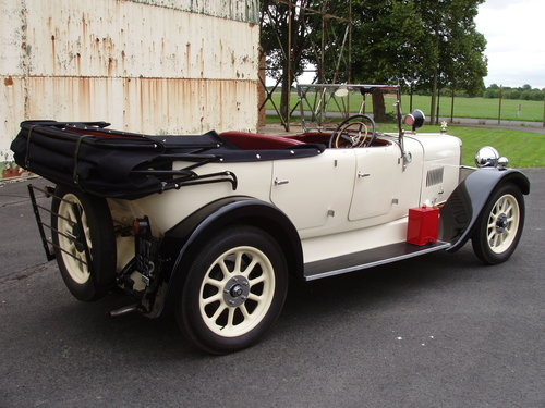 1928 Star Eclipse 4/5 seat tourer For Sale (picture 2 of 6)