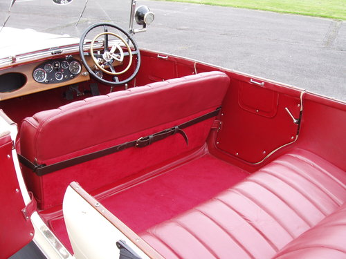 1928 Star Eclipse 4/5 seat tourer For Sale (picture 4 of 6)
