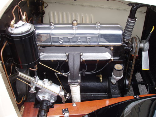 1928 Star Eclipse 4/5 seat tourer For Sale (picture 5 of 6)