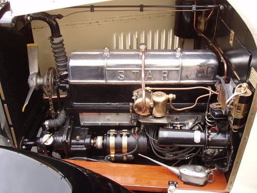 1928 Star Eclipse 4/5 seat tourer For Sale (picture 6 of 6)