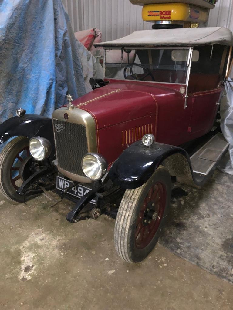 1926 Star Tourer For Sale (picture 1 of 5)