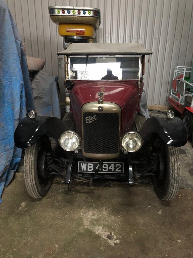 1926 Star Tourer For Sale (picture 2 of 5)