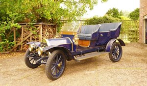 1908 Star 12 HP For Sale by Auction 19th September  For Sale by Auction