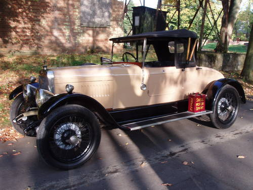 1926 Star 12/40 Pegasus sports 2-seat & dickey For Sale (picture 1 of 6)