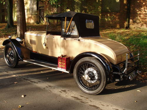 1926 Star 12/40 Pegasus sports 2-seat & dickey For Sale (picture 2 of 6)