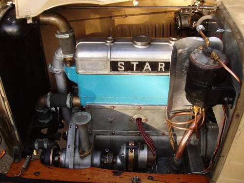 1926 Star 12/40 Pegasus sports 2-seat & dickey For Sale (picture 6 of 6)