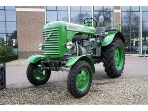 1956 Steyr 180 A TRACTOR, Fully restored and mechanically rebuilt