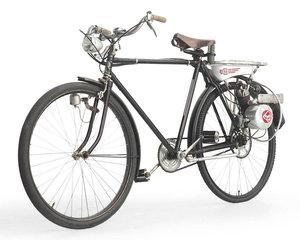 Steyr Waffenrad mit HMW FM40 Fahrradmotor