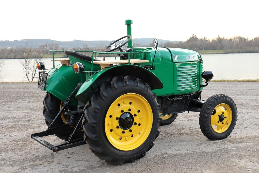 "1949 Steyr T180 ""Shortnose"" Farm Tractor For Sale (picture 3 of 12)"