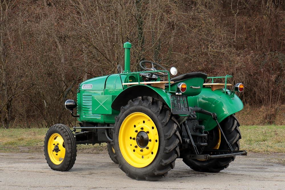 "1949 Steyr T180 ""Shortnose"" Farm Tractor For Sale (picture 4 of 12)"