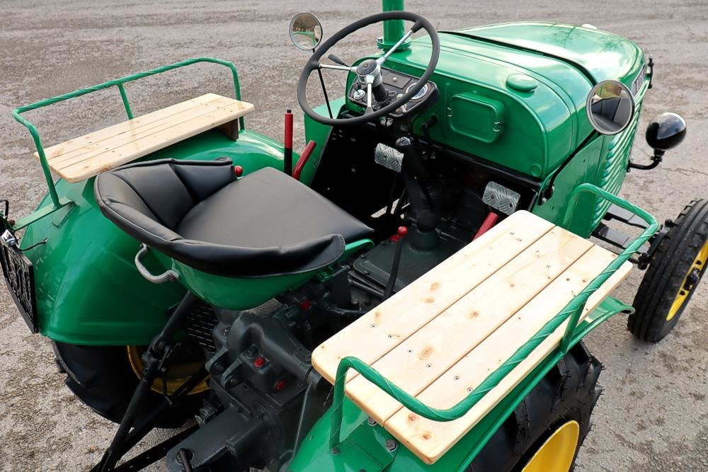 "1949 Steyr T180 ""Shortnose"" Farm Tractor For Sale (picture 5 of 12)"