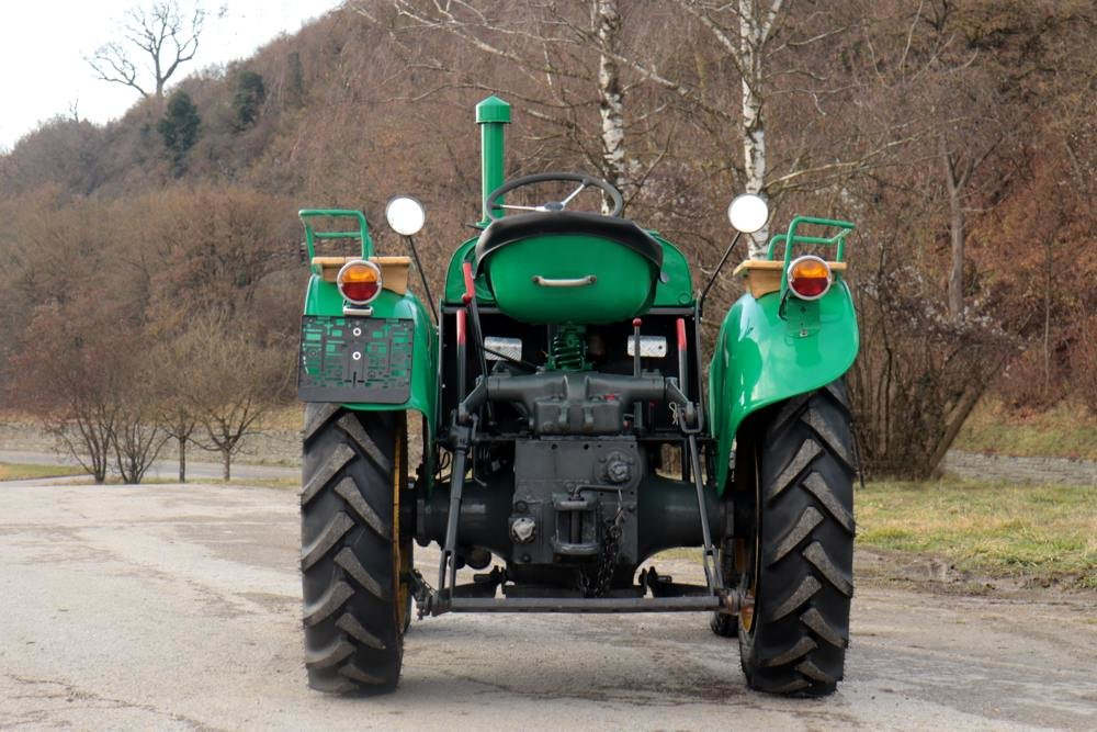 "1949 Steyr T180 ""Shortnose"" Farm Tractor For Sale (picture 7 of 12)"