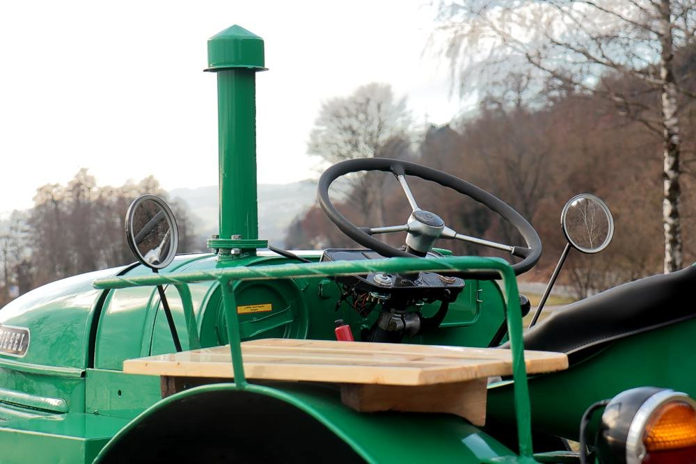 "1949 Steyr T180 ""Shortnose"" Farm Tractor For Sale (picture 8 of 12)"