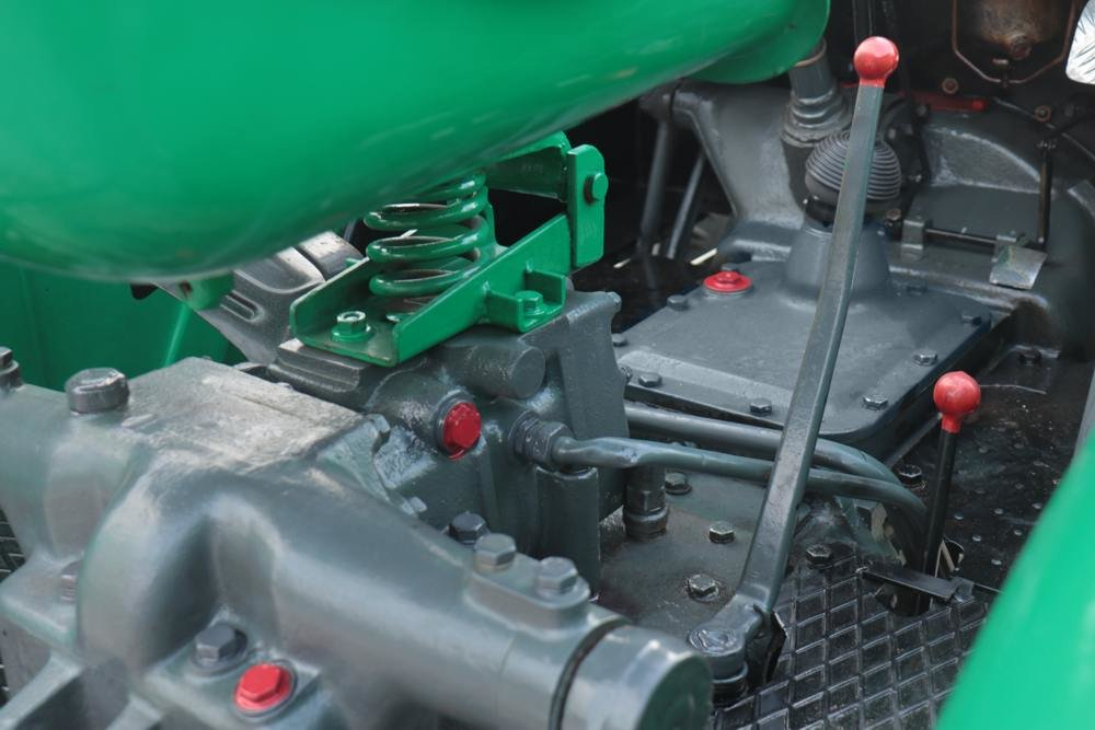 "1949 Steyr T180 ""Shortnose"" Farm Tractor For Sale (picture 10 of 12)"
