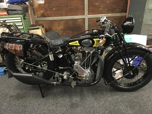 Picture of Stylson Sport JAP 500 OHV 1932