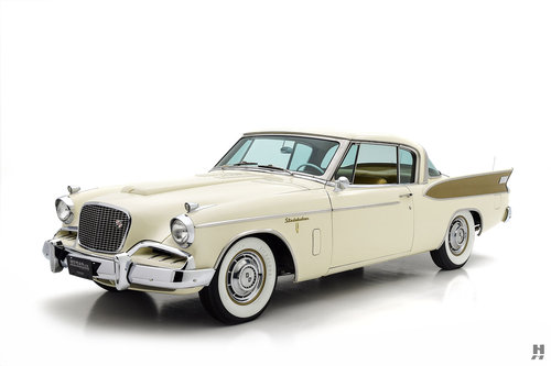 1957 Studebaker Golden Hawk  For Sale (picture 1 of 6)