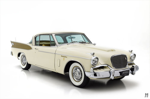 1957 Studebaker Golden Hawk  For Sale (picture 2 of 6)