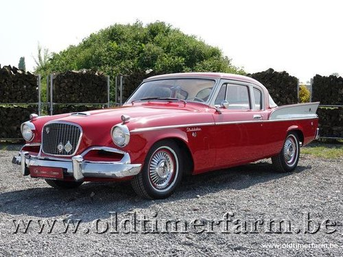 1957 Studebaker Silver Hawk '57 For Sale (picture 1 of 6)