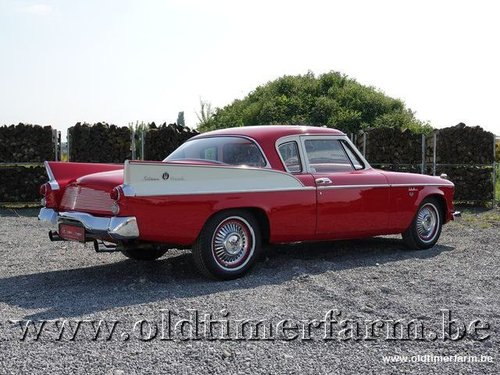 1957 Studebaker Silver Hawk '57 For Sale (picture 2 of 6)