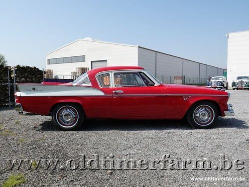1957 Studebaker Silver Hawk '57 For Sale (picture 3 of 6)
