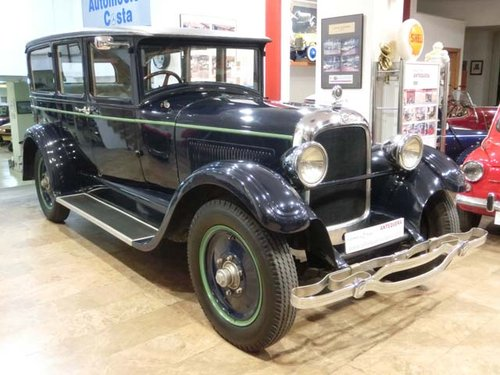 STUDEBAKER PRESIDENT BIG SIX LIMOUSINE - 1927 For Sale (picture 1 of 12)