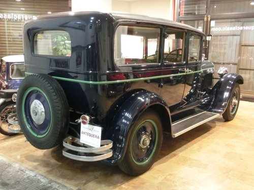 STUDEBAKER PRESIDENT BIG SIX LIMOUSINE - 1927 For Sale (picture 2 of 6)