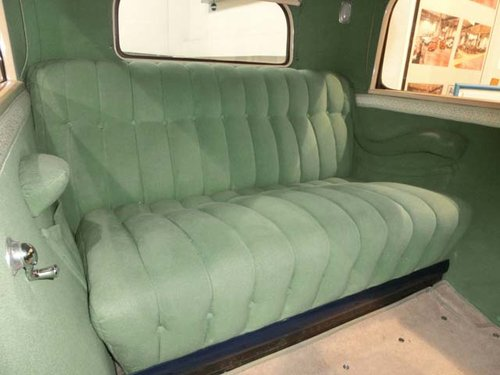 STUDEBAKER PRESIDENT BIG SIX LIMOUSINE - 1927 For Sale (picture 4 of 12)