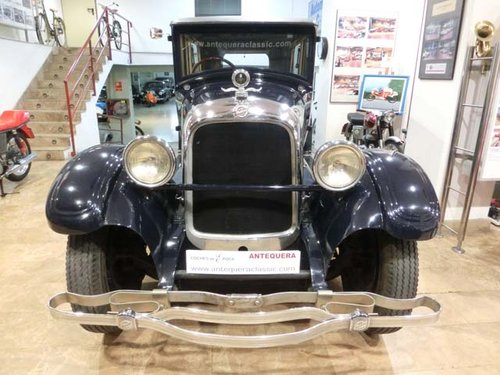 STUDEBAKER PRESIDENT BIG SIX LIMOUSINE - 1927 For Sale (picture 6 of 12)