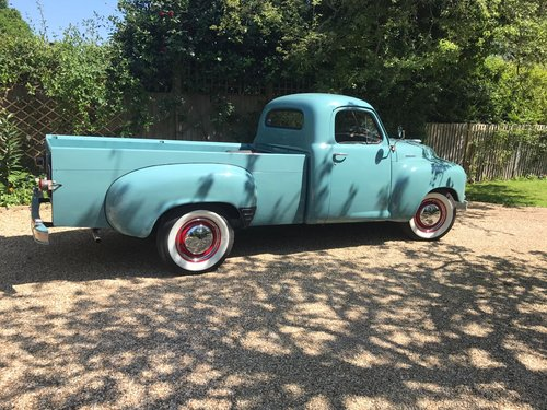 Rare Studebaker 1949 2R10 Pickup For Sale (picture 3 of 6)